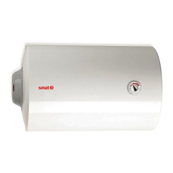 Scaldabagno elettrico simat by ariston 80 litri orizzontale garanzia 2 anni climamarket - Scalda bagno elettrico ...
