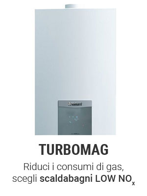 Scaldabagno Vaillant Turbomag
