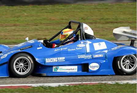 Climamarket sponsor del Trofeo Autodromo del Levante 2019 - 1° prova